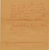 Image of OB002927 - Golf Course Notes