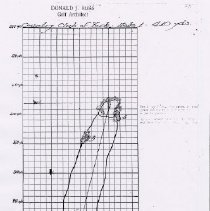 Image of OB002969 - Golf Course Field Sketch