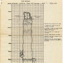 Image of OB003051 - Golf Course Field Sketch