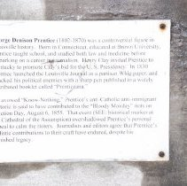 Image of Detail of Plaque