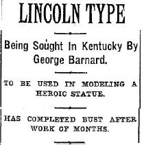Image of Headline from <i>The Courier-Journal</i>, June 14, 1913