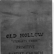 Image of Old Hollow