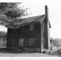 Image of Ray House - Charles Wesley Ray House, built around 1893 in the Poplar Springs vicinity of Elkin Township.