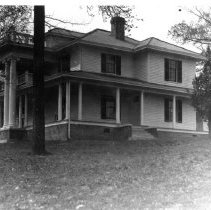 Image of Marion-Atkinson Home - Marion-Atkinson House, located on SR 2230 in the Siloam community, State Record 184.  For more detailed information, refer to SIMPLE TREASURES page 248.
