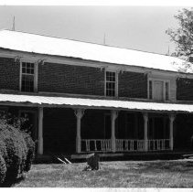 Image of Cundiff House - C.C. Cundiff House, located on SR 2230 in the Siloam vicinity, State Record 207.  For more detailed information, refer to SIMPLE TREASURES page 249.