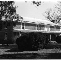Image of Cundiff House - C. C. Cundiff House, located on SR 2230 Siloam vicinity, State Record 207.  For more detailed information, refer to SIMPLE TREASURES page 249.