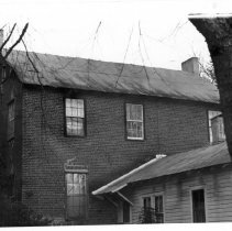 Image of Carter-Burge-Miller House - Carter-Burge-Miller House located on SR 1626 in the Mount Airy vicinity.  For additional information, see SIMPLE TREASURES page 262, and State Record 440.