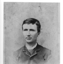 Image of Jenkins, J. D. - Portrait of J. D. Jenkins.