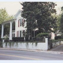 Image of Hines House - Robert Hines House, West Pine Street, Mount Airy