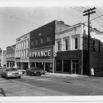 Image of Main Street, Mount Airy - Mount Airy Street Scene