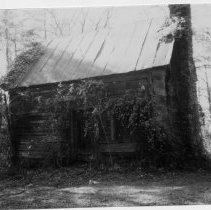 "Image of Ole Caeser Cabin - Ole Caeser Cabin ""Freetown"" off Haystack Road, Mount Airy, North Carolina"
