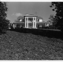 Image of Marion House - Jubal E. Marion-Richard Nathaniel Marion House, SR 2230, Siloam.  For more information see SIMPLE TREASURES page 248 and state record 184.
