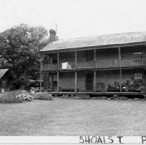 Image of Moser House, Shoals