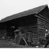 Image of Brown House Barn - Brown House Barn, SR 98, Shoals Township.