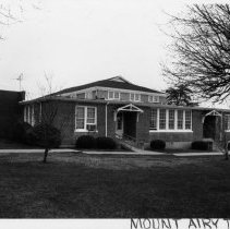 Image of White Plains School - White Plains School, SR 478, Erected in 1927, SEE also Simple Treasures page 142