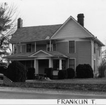 Image of Woodruff House - T. N. Woodruff House (Truman Newton Woodruff), SR 264, Low Gap,