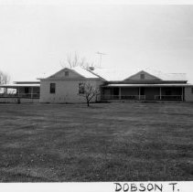 Image of Hope Valley - County Home (Hope Valley), Dobson Vicinity, located in Dobson Township.  See SIMPLE TREASURES page 71.