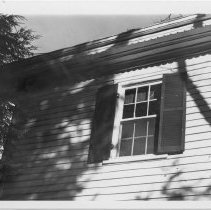 Image of Click House - Click house located in Elkin, North Carolina, photo of exterior detail work.