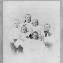 Image of Hollingsworth Children