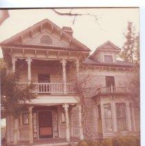 Image of Jesse Franklin Graves House - Jesse Franklin Graves house, Mount Airy.  Now demolished.