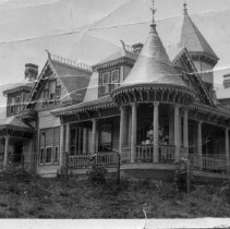Image of Sidna Allen House - Sidna Allen House in Carroll County, Virginia.