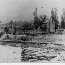 Image of Early farm scene