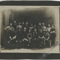 Image of Employees of the Simplex Car Company