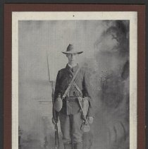 Image of Spanish American Soldier