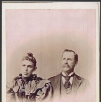 Image of Identified couple