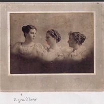 Image of Three Young Ladies