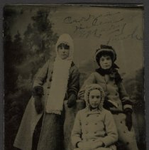 Image of Carrie, Helen and Mary Towle