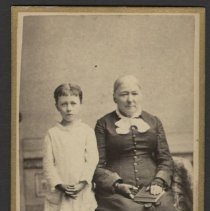 Image of Sarah Ferris and Sarah White