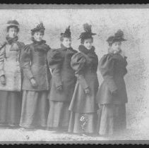 Image of Five Mishawaka Ladies