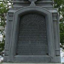 Image of Memorial of the Civil War veterans