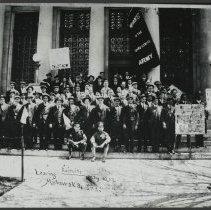 Image of World War I Recruits