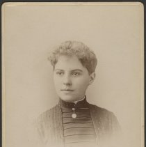 "Image of Jennie ""Linnie"" Hurlbut"