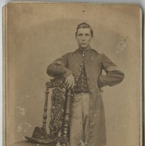 Image of Civil War Soldiers - 3864