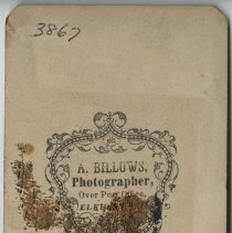Image of 3867 back of image