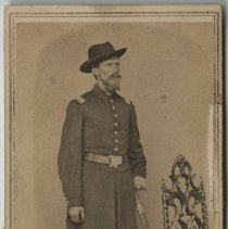Image of Civil War Union Officer
