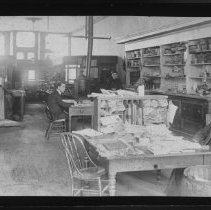 Image of Moditified  Mishawaka Post Office-1894