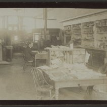 Image of Mishawaka Post Office-1894
