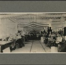Image of Mishawaka Woolen Mfg. Co Employees