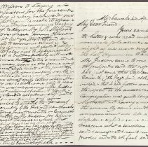 Image of Letter to William H. Judkins April 14 1862