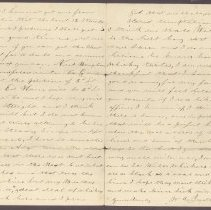 Image of Letter from William A. Judkins p2