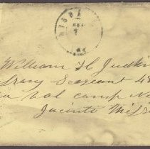 Image of Envelope Sept 1 1862