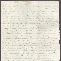 Image of Letter to William H. Judkins Oct 9 1862 p2
