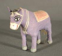 Image of paper mache, figurine, animal