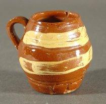 Image of terra cota, mug