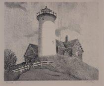Image of Whiting, Gertrud - NOBSKA LIGHT