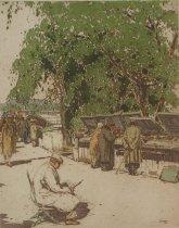 Image of Vondrous, Jan C. - BOOK VENDOR IN PARIS